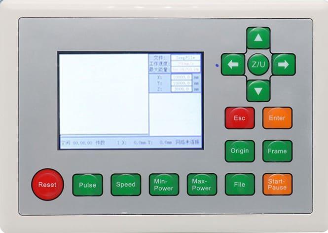 Контроллер для ЧПУ
